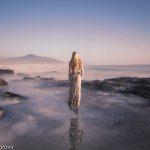 Stillness by the Ocean